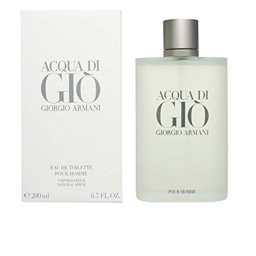 Armani - Acqua Di Gio Homme - Agua de tocador vaporizador para hombres - 200 ml