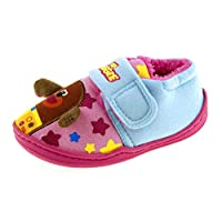 Lora Dora Hey Duggee Girls 3D Mule Slippers