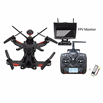 Walkera Runner 250 PRO GPS Racer Drone RC Quadcopter with 800TVL Camera OSD DEVO 7 Transmitter FPV
