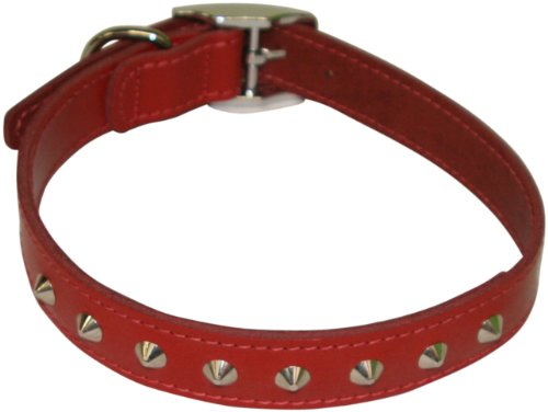 bbd-18-21-inch-studded-leather-collar-red