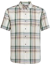 Bekleidung Hemd Compass SS Shirt Marineblau