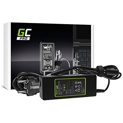 GC PRO Netzteil für HP Pavilion DV6-6121HE DV6-6121SE DV6-6121SL DV6-6121TX DV6-6122EO Laptop Ladegerät inkl. Stromkabel (19V 4.74A 90W) -