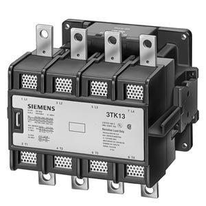 SIEMENS - CONTACTOR 3TK1 2NA+2NC 160KW 220-230V