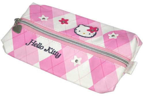Hello Kitty de Sanrio cartera plumas