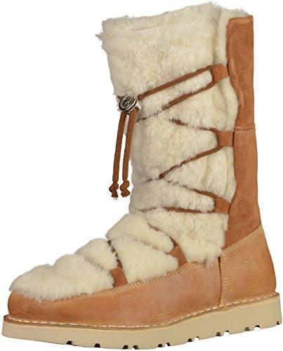 Preisvergleich Produktbild BIRKENSTOCK Nuuk Damen Stiefel Nut,  EU 36