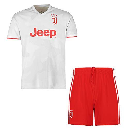 Sakurio personalizzati da calcio kit 2019-2020 (home & away) personalizza il nome del giocatore della squadra numero maglia da calcio e kit di calzoncini e calzini per bambini giovani adulti