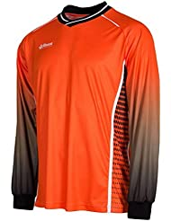 REECE Luke Hockey Maillot Gardien de but Orange/Noir