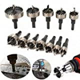 Generic-12pcs-15-50mm-HSS-Hole-Saw-Cutter-HSS-Drill-Bits-Set