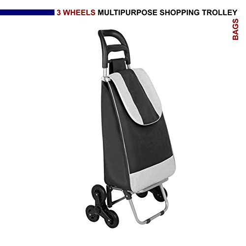 funky-folding-shopping-wheels-trolley-for-festival-essentials-luggage-carry-grocery-bag-black