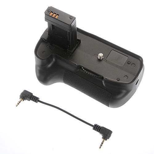 Fotga Professioneller Vertikaler Multi Power Batteriegriff Batteriehalter für Canon EOS 1100D 1200D 1300D Rebel T3 T5 T6 DSLR Kamera Ersatz für BG-E10