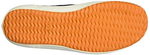 Viking Lillesand Jr., Bottes de Pluie mixte adulte Bleu marine/orange