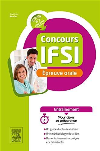 Concours IFSI - Épreuve orale - Entraî...