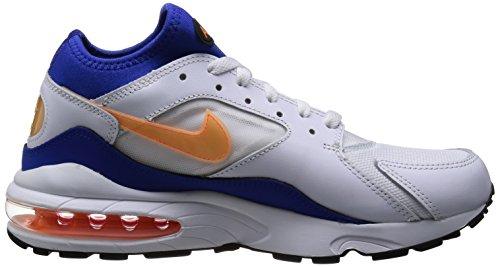 NIKE Air Max 93 Schuhe Herren Sneaker Turnschuhe Weiß 306551 100 Wei