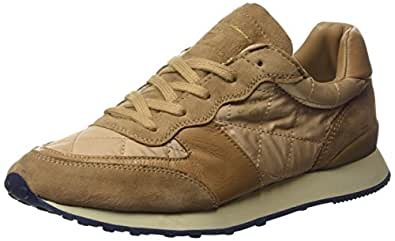 GANT Campus, Sneakers Basses Femmes - Marron - Braun (Wood Brown G47), Taille 38 EU