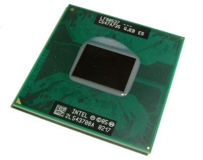 Intel Core 2 Duo T7100 Dual Core Mobile Tray CPU 1.8GHz 1800MHz SLA4A (1j)