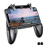 PUBG Mobile Game Controller - BESTZY Controlador Móvil Gamepad Joystick Soporte para teléfono,...