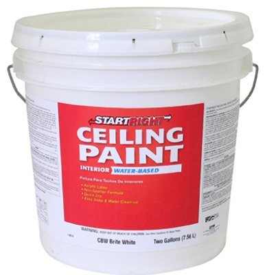 true-value-cbw-2g-start-right-brite-white-flat-latex-ceiling-paint-2-gallon-by-true-value