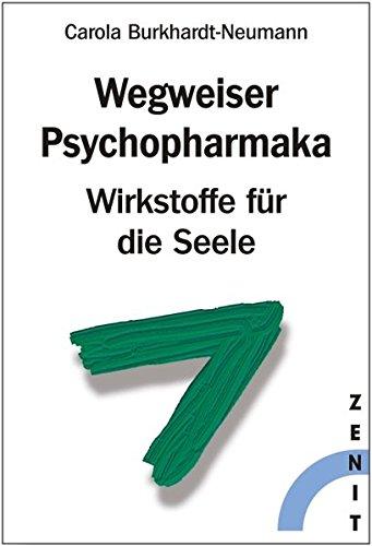 Cover »Wegweiser Psychopharmaka«