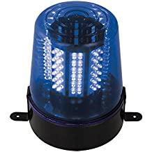 HQ Power VDLLPLB1 - Luz LED de advertencia rotativo, color azul