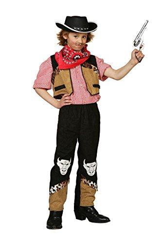 Wilbers 3163 Kinder Cowboy Kostüm Buffalo 116 (Buffalo Kostüm Für Kinder)
