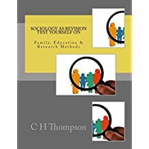 Sociology AS Revision Test Yourself by C H Thompson (2015-01-25)