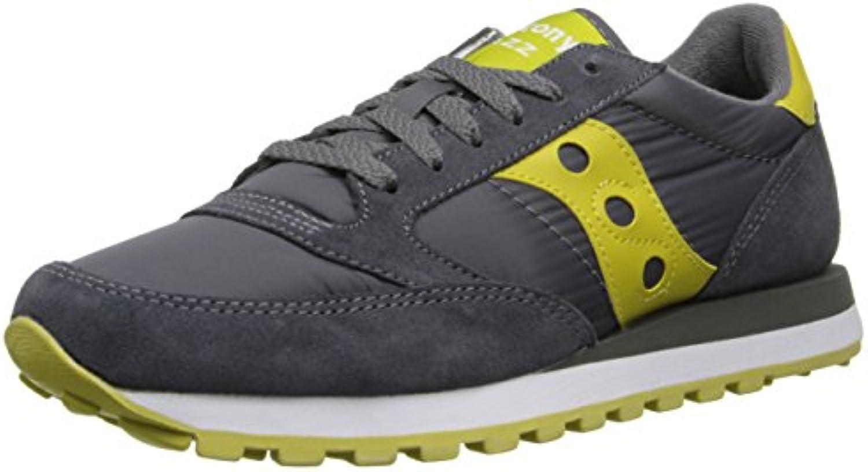 the best attitude 97863 ba2bc les hommes saucony jazz original original original chaussures charbon    Vert b00h8pvlhg parent 97d2b0