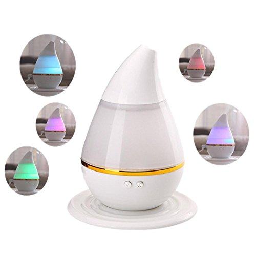 Humidificador Ultrasónico Aromaterapia 250ML STRIR Humidificador Bebé Cool Mist, Difusor de Aceites...