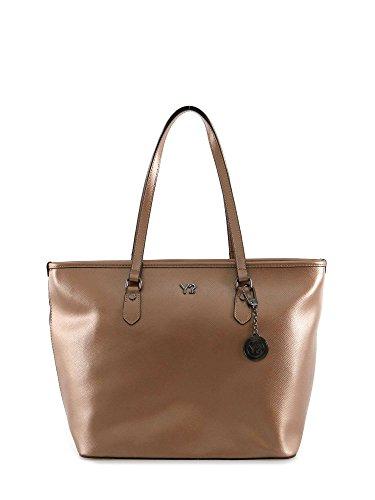 YNOT? 797-M Shopping Bag Donna Marrone