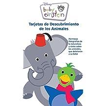 Baby Einstein Tarjetas de Descubrimiento De los Animales/Baby Einstein Animal Discovery Cars