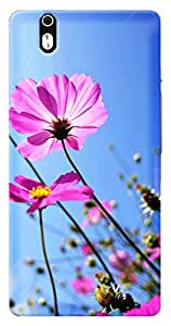 TrilMil Printed Designer Mobile Case Back Cover For Infocus M810