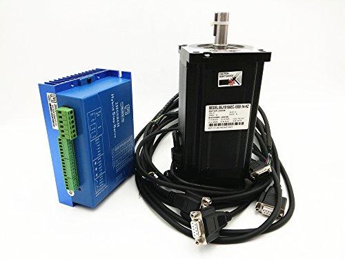 Stepper Motor Driver Kit 12Nm nema34Hybrid Servo geschlossen Loop Stepper Control-Kit (Ems Motor)