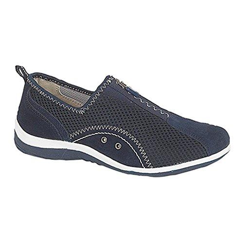 ladies-gusset-boulevard-slipon-shoes-navy-size-7-uk