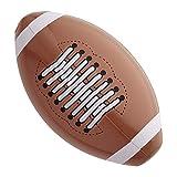 WIDMANN 1856A Aufblasbarer Amerikanischer Football Spielzeug, Mehrfarbig, 36 cm