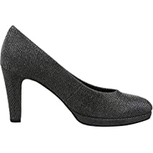 Gabor Shoes Gabor Fashion, Escarpins Femme, Gris (Argento 69), 40 EU