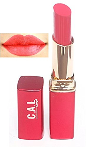 C.A.L Los Angeles ENVY Pure Color Lipstick - Charismatic Apricot 3.5 g (Shade # 12)
