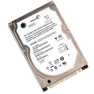 100 2mb Notebook Festplatte - Seagate LD25, 2 ST980210A 80 GB