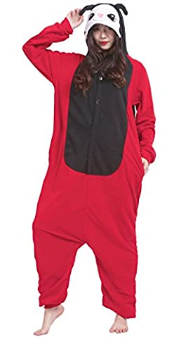 Maison De Coccinelle Pour Adultes - Unisexe Adulte Animal Cosplay Kigurumi Pyjama pour