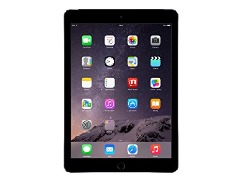 Apple iPad Air 2 64GB 3G 4G Grey - tablets (Full-size tablet, iOS, Slate, iOS, Grey, Lithium Polymer (LiPo))