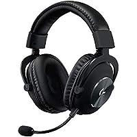 Logitech G PRO X (2. Generation) Gaming-Headset (mit Blue VO!CE, DTS Headphone:X 7.1 und PRO-G 50-mm-Lautsprechern, für PC, PS4, Switch, Xbox One, VR) schwarz
