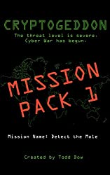 Cryptogeddon Mission Pack 1: Detect the Mole (English Edition)