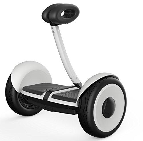 Ninebot by Segway Personal Minilite Hoverboard Gyro Unisex Erwachsene, Weiß - 4
