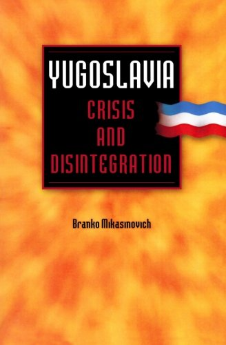an analysis of the foundations in the crisis in yugoslavia Upon completion of the first world war, four major post-war powers britain, france, usa and italy laid the foundations of a new.