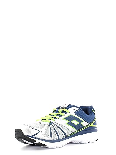Lotto  LOTTO FLYZONE V PLUS I R8131, Baskets pour femme Gris BLU/GRIGIO/VERDE Gris - BLU/GRIGIO/VERDE