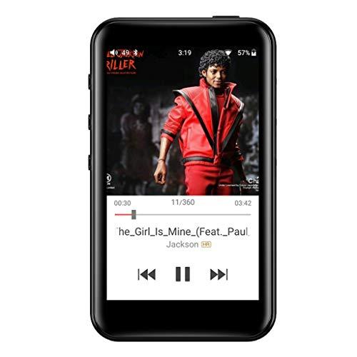 hifi FiiO M6 Reproductor De Música Sin Pérdida Portátil Bluetooth Fiebre WiFi MP3 / Negro