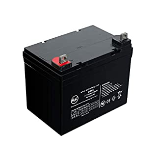 Ariens 300 12V 35Ah Lawn and Garden Battery - This is an AJC Brand Replacement