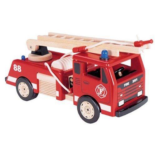 Pintoy P03527 Feuerwehrauto, Spiel