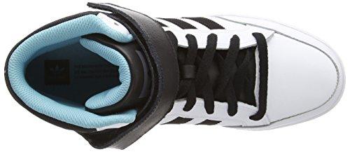 Adidas - Varial Mid, Scarpe Da Skateboard da uomo Bianco (Bianco/Nero/Blu)