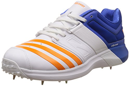Adidas Adipower Vector Cricket Schuh - SS17 White