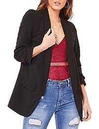 aef188a8bb60 Giacche Lana Donna Cotta Cappotti E Abbigliamento Amazon it HBIW0nTTp