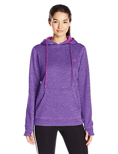 Adidas Women S Team Issue Fleece Pullover Hoodie